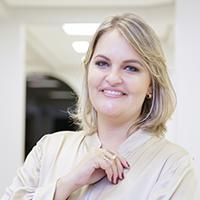 Viviane Guimarães, psicóloga e coach